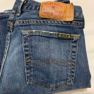 Lucky Brand Lil Maggie Jean Dungarees